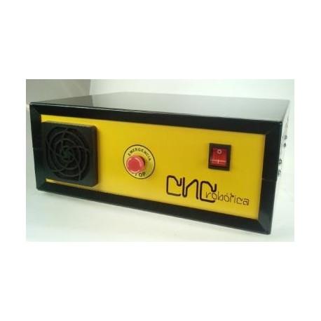 Caja Electrónica CNC-Robótica USB 3,5 Amp.