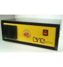 Caja Electrónica CNC-Robótica USB 4,5 Amp.