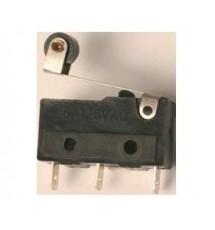 Microinterruptor 3A/250V.