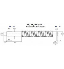 Mecanizados BK,BF,FK,FF