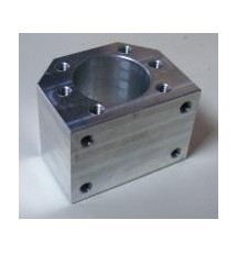 Caja de Tuerca Aluminio de 20