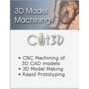 Cut 3D Model Machining