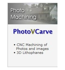 PhotoVCarve - Photo Machining