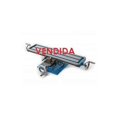 Mesa de coordenadas para fresadora cnc robotica for Mesa para fresadora