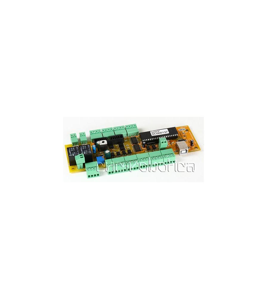 Interface USB Adapter (Mach3) - CNC Robotica