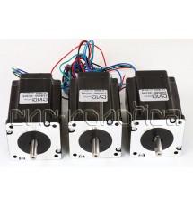 Kit 3 x Motor 24HS60- 4240A
