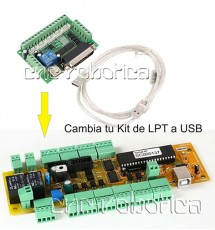 Canbio interface LPT a USB