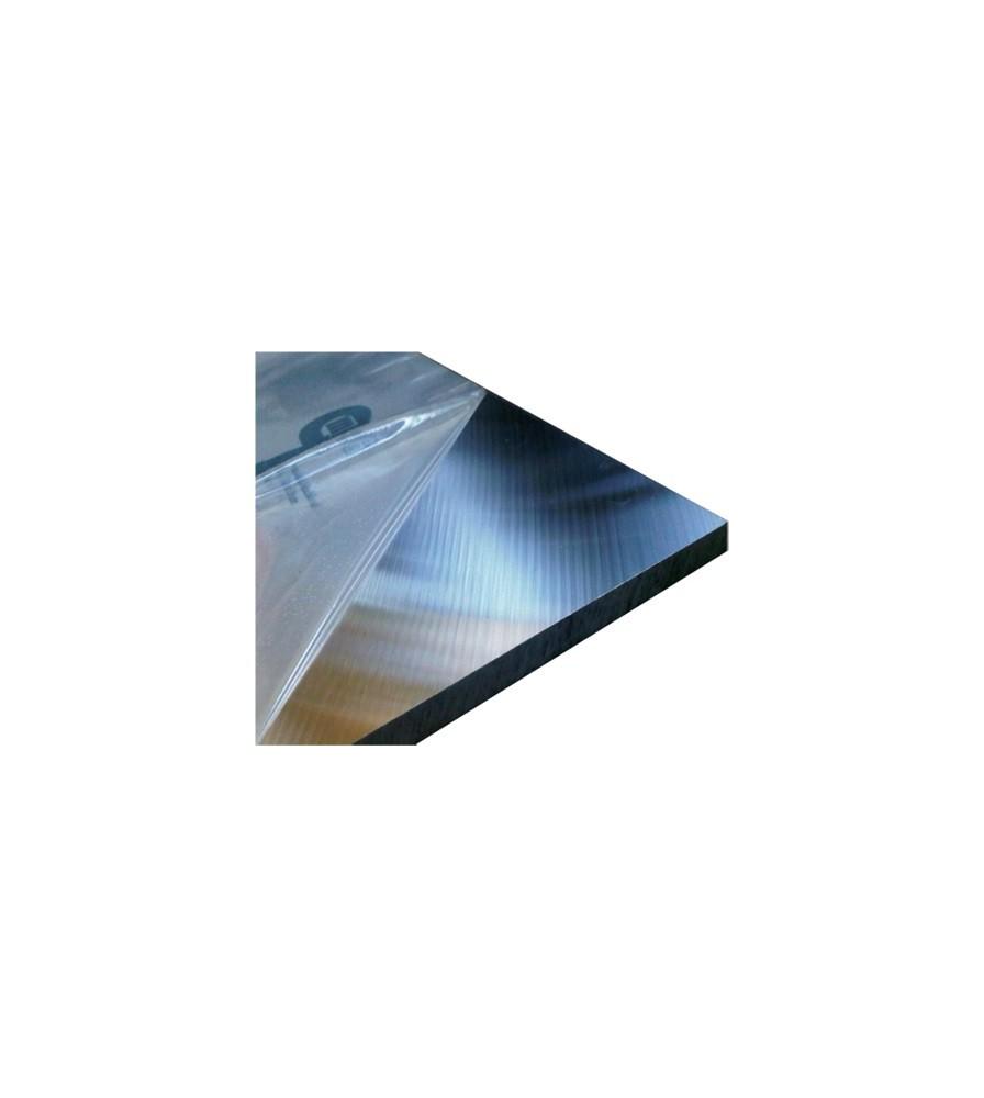 Placa aluminio rectificado de 10 mm cnc robotica - Placas de aluminio ...