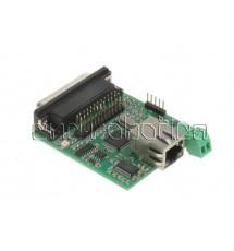 Adaptador Ethernet a puerto LPT x 2 (CncPod)