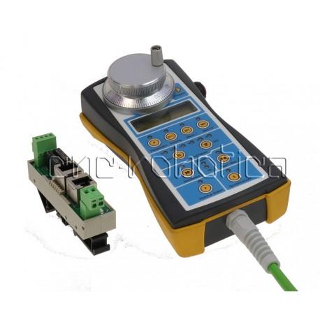 Mando MPG para Beamicon con Encoder