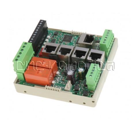 Controladora 3 ejes + Drivers + Software 1,4 a 5 Amp
