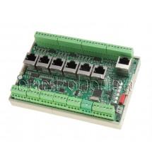 Interface 6 ejes + Software (NetBob2)