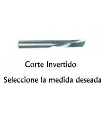 Fresa Corte Invertido 3 mm (1L)