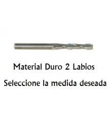 Fresa Corte y Vaciado MDF y Material Duro 6 mm/42 mm (2L)