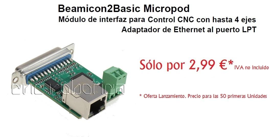 Beamicon2-Basic Micropod